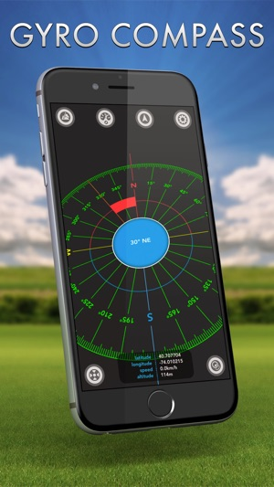 ios 7.1 compass not working