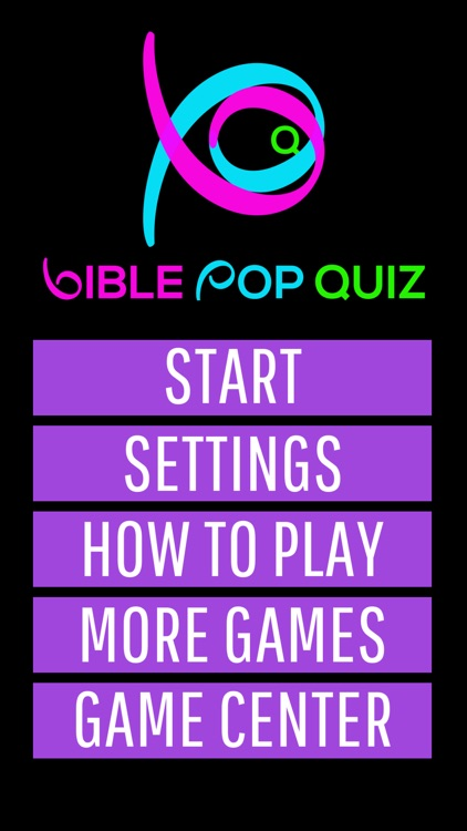 Bible Pop - Quiz Game