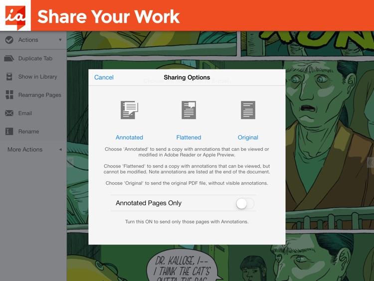 iAnnotate PDF screenshot-3