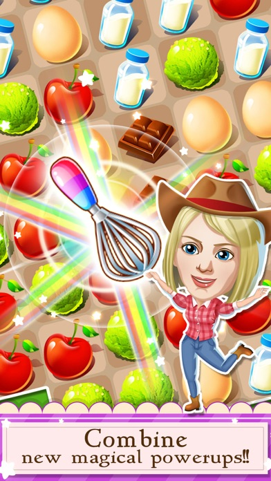 Yummy Jolly - Pop game of switch gummy and candy to crack cookie screenshot one