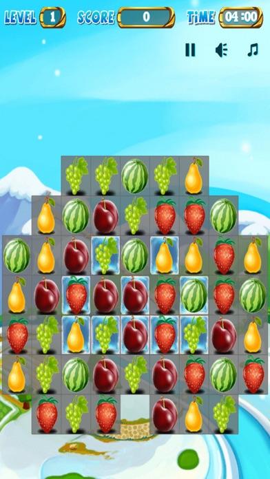 Crazy Fruit Link Crush Deluxe - Addictive Fruit Matching