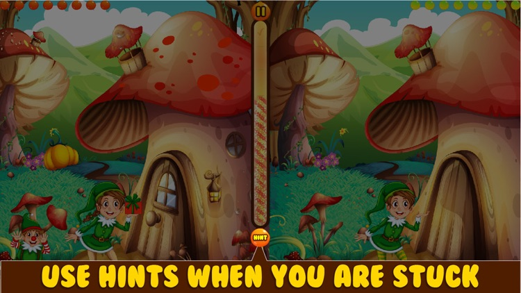 Find the Difference - Cartoon Edition screenshot-3