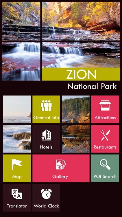 Zion National Park Tourist Guide