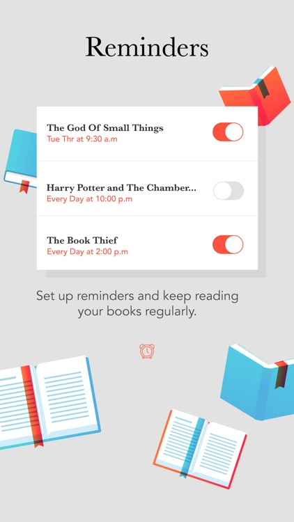Bookling - Track Your Reading Habits screenshot-3