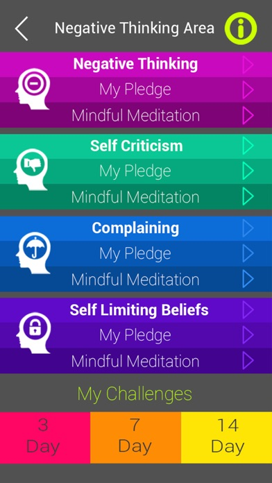 Your Positive Mindfulness Coach - Live positively! screenshot two