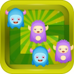 Monsters Move puzzle for kids : - Super high hd game for free