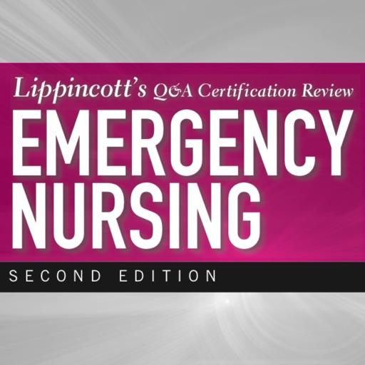 Emergency Nursing - Lippincott Q&A Certification Review icon
