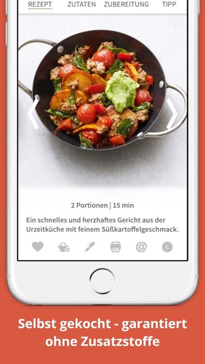 Paleo - die besten Rezepte der Steinzeit-Diät screenshot-3