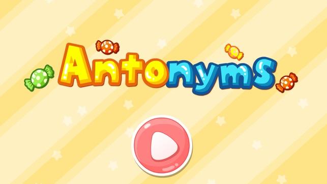 Antonyms―BabyBus