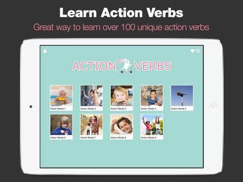 Action Verbs-ipad-0