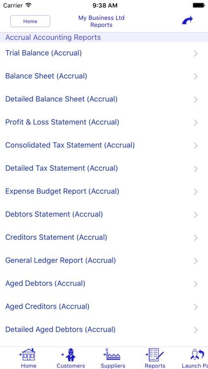 Bookkeeping Pro screenshot-4