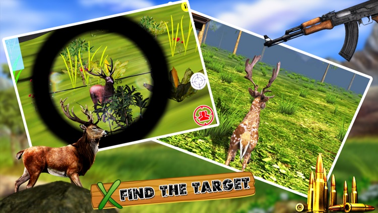 African Safari Deer Hunter Season 2016 screenshot-3