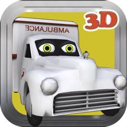 Kids Ambulance Real Hero 3d Simulator games