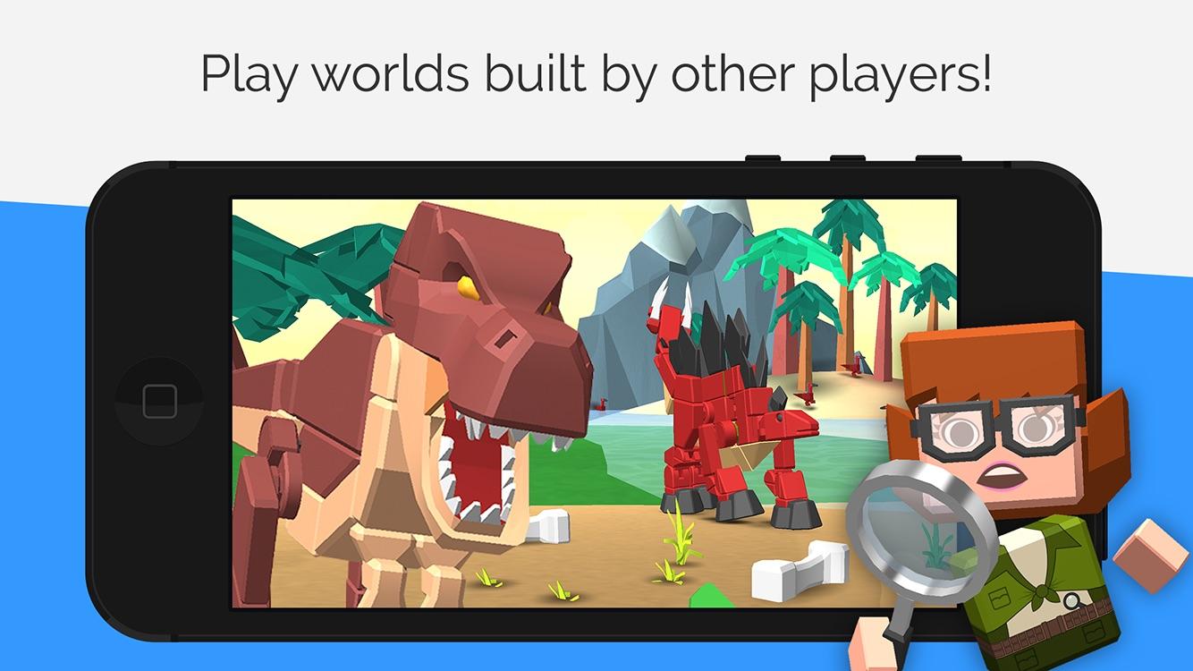 Blocksworld HD Screenshot