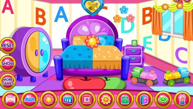 Twin baby room decoration game dans l app store for Baby room decoration games online