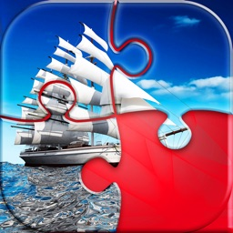 Cool Jigsaw Puzzle Game - Move Peaces And Solve Awesome Jigsaws For Kids & Adults