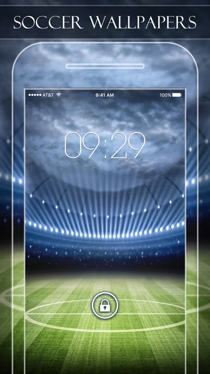Soccer Wallpapers & Backgrounds HD - Home Screen Maker with True Themes of Football screenshot-4