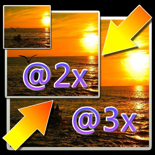 Image Resize - App Icon, Image Asset Creator