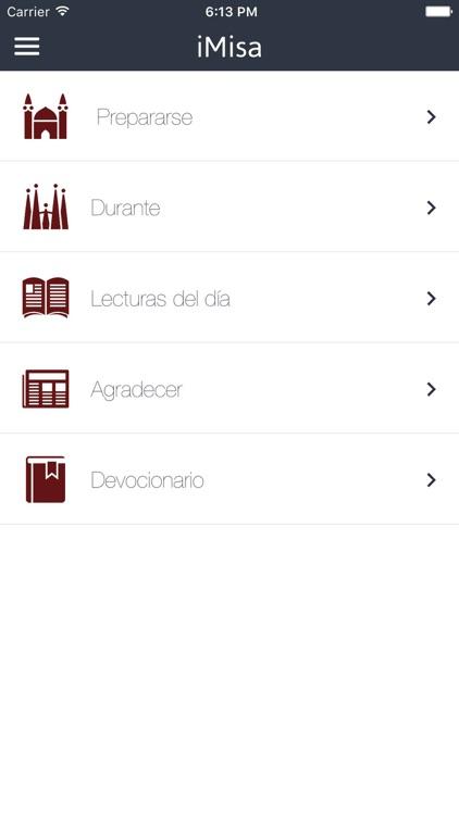 iMisa screenshot-3