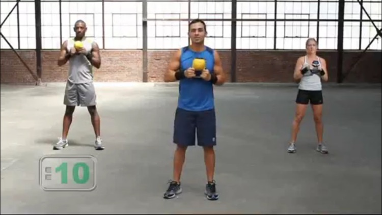 All In Kettlebell Workouts screenshot-3
