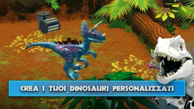 Lego Jurassic World Su App Store