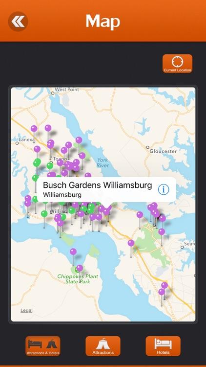 Williamsburg Travel Guide screenshot-3