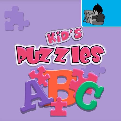 Kids Alphabets Puzzle