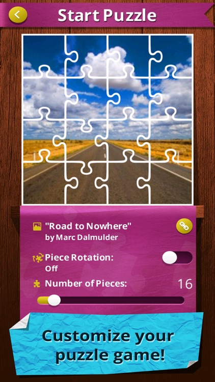 Jigsaw Puzzles Real Jigsaws screenshot-4