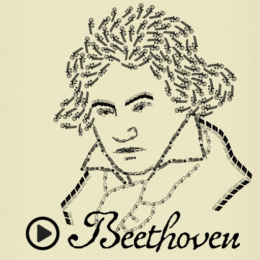 Play Beethoven – Piano Concerto No. 5, 2nd movement (interactive piano sheet music)