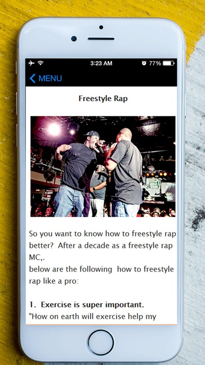 How To Rap - Best Guide To Learn Rap Beats, Songs, Lyrics and Battles For Advanced & Beginners screenshot-1