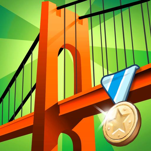 Bridge Constructor Playground icon