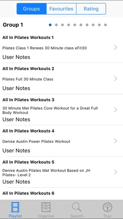 All In Pilates Workouts