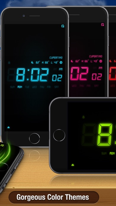 Alarm Clock Pro Screenshot 2