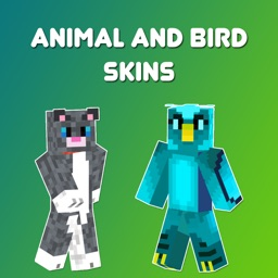 Animal & Bird Skins Lite - New Collection of 2016 for Minecraft Game