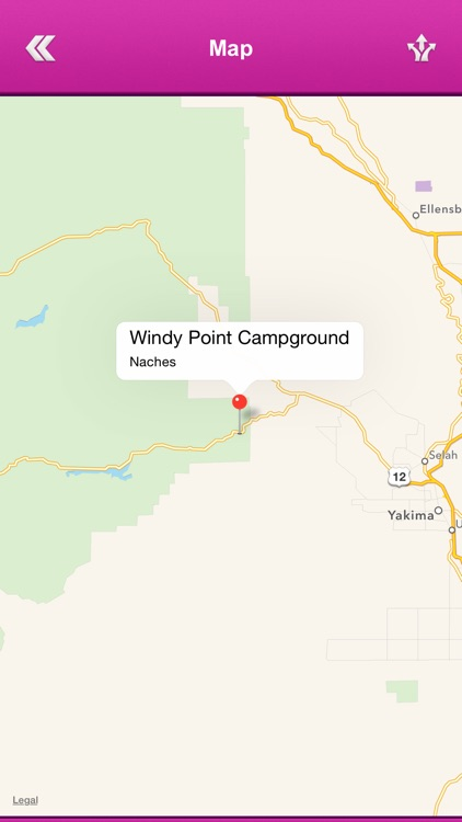 Washington Campgrounds and RV Parks screenshot-4