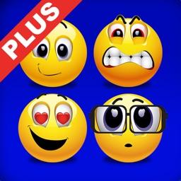 Emoji Plus! - ONE MILLION Bonus Emoticons, Smileys and Animations