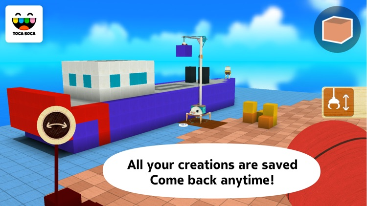 Toca Builders screenshot-3
