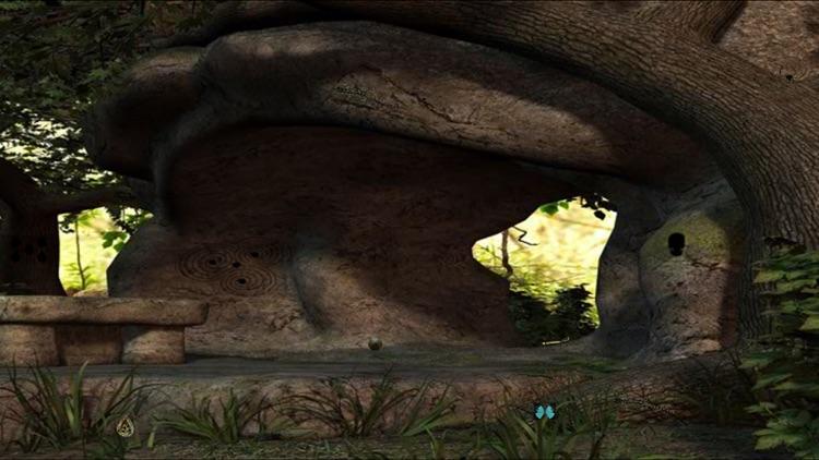Cave World Escape