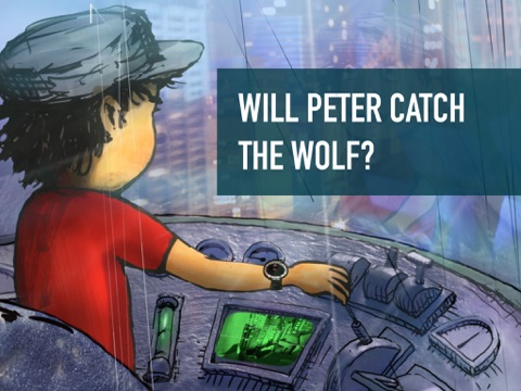 Peter and the Wolf in Hollywood - Deluxe Screenshot