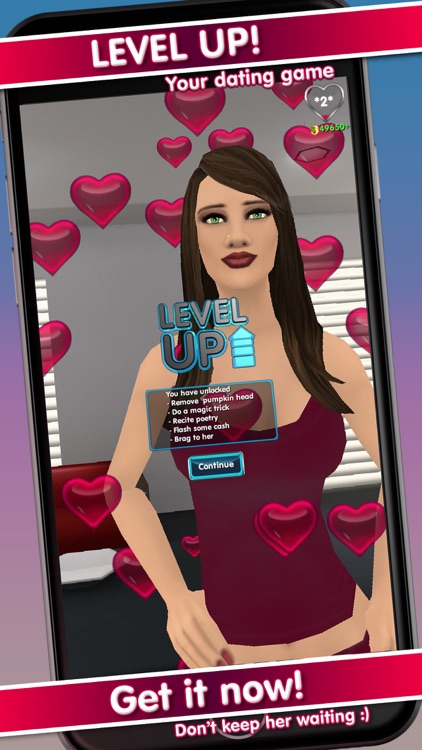 My Virtual Girlfriend Love screenshot-4