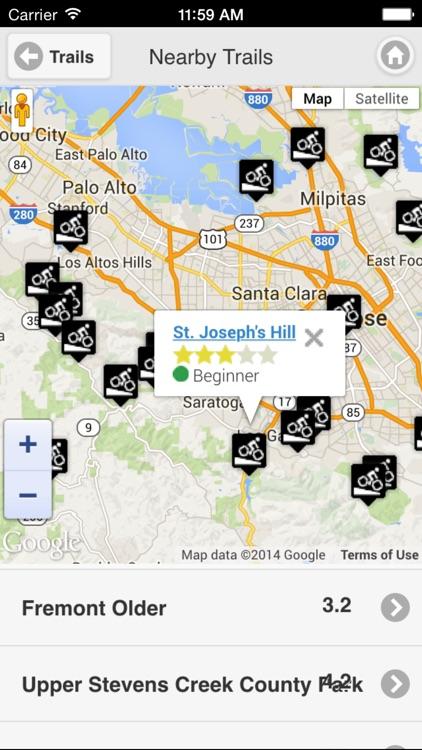 Singletracks Topo screenshot-0