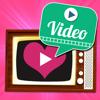 Video kärlekshälsningar - Animerade kort att säga