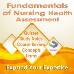 Fundamentals of Nursing Health Assessment Exam Review