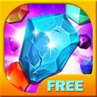 Jewels Match Crush Pop:A classic jewel match 3 time killer casual game icon