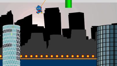 Ninja Raptor screenshot two