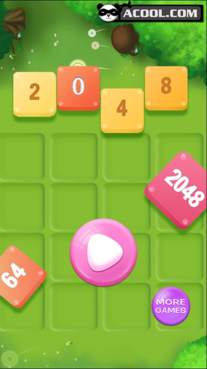 2048 Game Collection