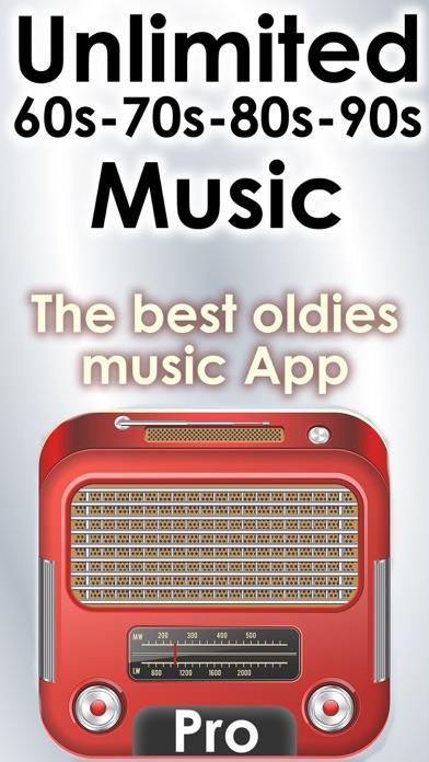 Absolute mega 70s-80s-90s Oldies music hits radio | App