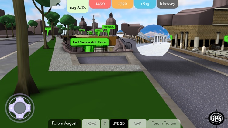 Imperial Fora screenshot-1