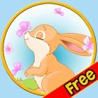 conigli accattivanti per i bambini - gioco libero icon