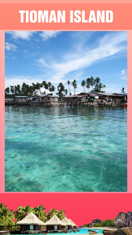 Tioman Island Tourism Guide screenshot-0